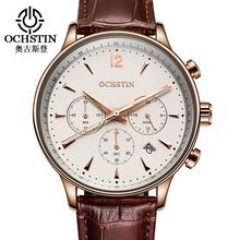 2016 Mens Business Watches Top Brand Luxury Waterproof Chronograph Watch Man Leather Sport Quartz Wrist Watch Men Clock Male     Tag a friend who would love this!     FREE Shipping Worldwide     #Style #Fashion #Clothing    Buy one here---> http://www.alifashionmarket.com/products/2016-mens-business-watches-top-brand-luxury-waterproof-chronograph-watch-man-leather-sport-quartz-wrist-watch-men-clock-male/