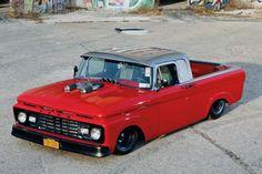 1963 Ford F100 - Uni-Bad!