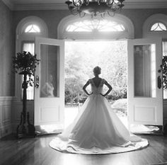 i want this dress and a picture like this