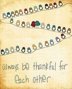 ♥♥♥♥ . thankful for David, Ivonne, Laura, Jared, Ryan and Ilana ♥♥♥♥♥