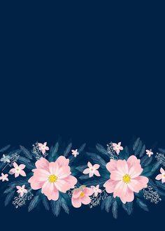 Stamp pigment ink on black cardstock invites pink Pink Watercolor Flowers Background Wedding Invitation Template Watercolor Flower Background, Flower Background Wallpaper, Flower Backgrounds, Watercolor Flowers, Wallpaper Backgrounds, Watercolor Wedding, Art Floral, Motif Floral, Flower Frame