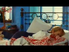"""Meryl Streep - Dancing Queen - Mamma Mia!-I usually don't like to pin covers, but this scene provides the essence of the song.  It's Friday night, and whether you are 16 or 96, to quote another song """"you can dance if you want to"""" and be your own private dancing queen."""