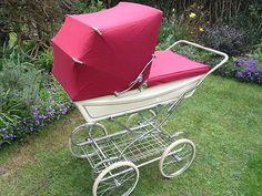 Marmet Pram Stroller, Baby Strollers, Baby Transport, Vintage Pram, Prams And Pushchairs, Dolls Prams, Baby Buggy, Baby Prams, Baby Carriage