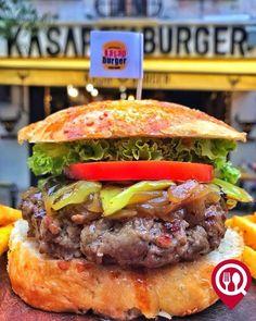 Anadolu Burger - Mec's Kasap Burger / İstanbul ( Beyoğlu- Tünel ) Çalışma Saatleri 11:00 - 00:00 0 212 251 03 04 0 212 251 03 05 1950/ 120 Gram Alkolsüz Mekan Paket Servis Var Multinet Ticket Sodexo Var Açık Alan Var Çocuk Oyun Alanı Yok Otopark/ Vale Parking Yok Görseldeki ürün patates kızartması ile servis edilmektedir.