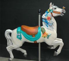 The Carousel Works - Figure Gallery