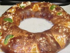 Roscón de Reyes Thermomix - La Alacena de MO