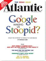 Is Google Making Us Stupid? - Wikipedia Scientific Magazine, Internet Usage, Electronic Media, Brain Activities, Writing Styles, Comprehension, Talk To Me, Stupid, Books To Read