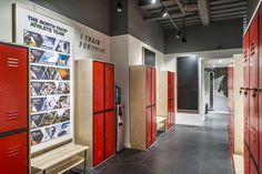 The North Face Flagship store Regent St - community space