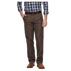 Haggar H26 - Men's Straight Fit Original Chino Pants