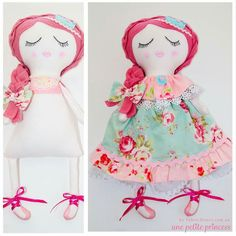 Une petite princess by fabric direct