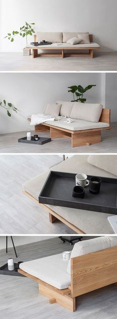 """""""Blank"""" daybed sofa"""