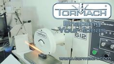 Surface Grinder Basics: How to Square a Block sides) - Tormach Metal Shop, Grinding, Psg, Industrial, Surface, Ribbons, Industrial Music
