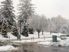 Delco snow