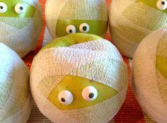 halloween frutas - Pesquisa Google
