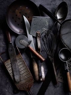 Ben Dearnley is a Sydney based photographer specialising in food and lifestyle photography. His studio is located Harcourt pde Rosebery NSW 2018 Australia. Vintage Cutlery, Vintage Bowls, Vintage Baking, Vintage Kitchen, Food Photography Props, Lifestyle Photography, Photography Composition, Outdoor Photography, Children Photography
