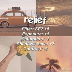 ♡ // yellowish filter for pastel feed and throw back pics as well 🙊🙊 ♡qot Photography Filters, Photography Editing, Photography Ideas, Foto Instagram, Instagram Feed, Fotografia Vsco, Vsco Effects, Best Vsco Filters, Vsco Themes