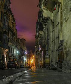 Twilight Alley by wrejzlik