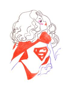 Super Heroines by Mady Martin