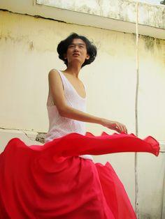 exist look My Design, Formal Dresses, Red, Fashion, Dresses For Formal, Moda, Formal Gowns, Fashion Styles, Black Tie Dresses