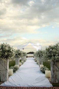 decoracion de boda exterior