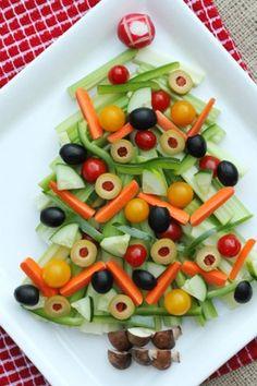 Alberello di verdure