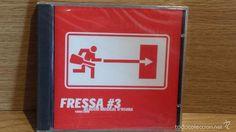 FRESSA 3. REACCIÓ MUSICAL D'OSONA. 13 TEMAS / PRECINTADO.