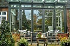 oh, yeah, I want one... Wintergarten Balkon