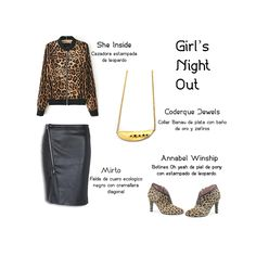 Outfit - Girl'd night out