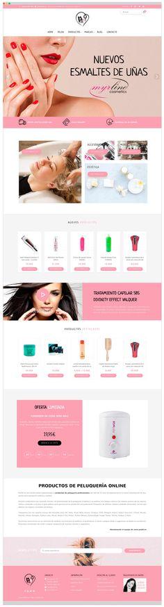 Marketing online para ecommerce - Tienda Online de productos de Peluquería PelOh!