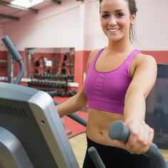 Rock the Elliptical With this One-Hour Workout. I never do the elliptical, but I could try this!