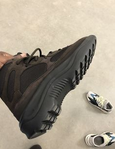 1d61c252ffe Kanye West gave us a glimpse behind the design of the Yeezy Season 6 Desert  Rat Boot. He said he spent over 6 months to create the perfect