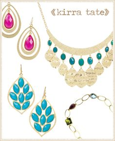 Kirra Tate Affordable Jewelry  from @LaylaGrayce #laylagrayce #blog #kirratate