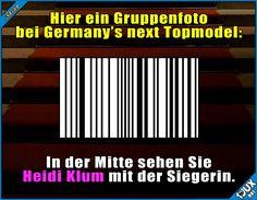 Aktuelles Bild von Germany's next Topmodel :P  Lustige Sprüche und Bilder #GNTM #GNTM2017 #Germanysnexttopmodel #Sprüche #lustigeSprüche #HeidiKlum #lustig