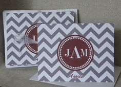 Personalized Stationary  Texas A&M by pedalingdesigns on Etsy, $15.00