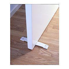 IKEA - PATRULL, Door stop, The door stop holds the door open – a quick and easy way to prevent your child from getting their fingers caught in the door.