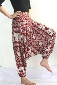baggy pants palazzo pants aladdin pants harem pants hippie pant boho pants /pyjamas/yoga pant/cargo pants/hippie clothes/bohemian style by Nidnidshop on Etsy https://www.etsy.com/listing/214785382/baggy-pants-palazzo-pants-aladdin-pants