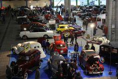 I Retro Auto&Moto #Malaga, Salón del Vehículo Clásico, de Época y Colección   Del 7 al 9 de marzo en el Palacio de Ferias y Congresos de Málaga (Fycma).