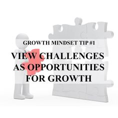 "Online Education on Instagram: ""When facing a challenge, view it as an opportunity for growth. Try to find the positive in the challenge and take as much learning as…"" Growth Mindset, Opportunity, Challenges, Positivity, Education, Learning, Face, Tips, Instagram"