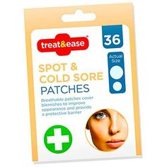 Brand: Treat & EaseFeatures: HELPS TO HEAL PIMPLES QUICKLY - Our pimple sticker quickly goes to work by drying pimples out and absorbing pus, bacteria, irritants, dirt and other liquid discharge within and throughout the different layers of your skin. This allows for a favourable healing environment that allows the skin to repair itself. HELPS PREVENTS SCARRING - Each of our 36pk pimple patches soothes irritated skin while protecting it from further infection and damage, helping to prevent s Pimple Scars, Pimples, Four X, Wound Dressing, Cold Sore, Going To Work, Beauty Care, Biodegradable Products, The Twenties