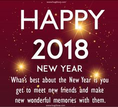 Happy New Year 2018 Short Quotes One Liner