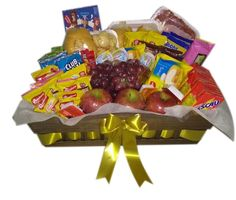 Banana, Gisele, Check, Cheese And Wine Hampers, Beer Basket, Happy Family, Hamper, Gifts, Box