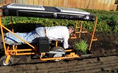 Wunda Weeder lets you horizontally garden. >>> See it. Believe it. Do it. Watch thousands of SCI videos at SPINALpedia.com