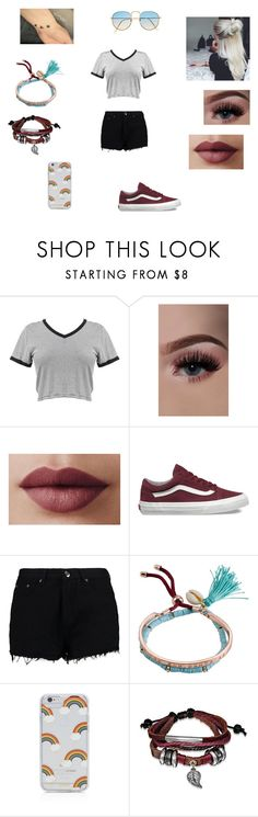 """ready for summer#2"" by kayltjevds05 on Polyvore featuring mode, Vans, Boohoo, Billabong, Sonix en Bling Jewelry"