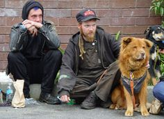 What Everyone Misses When It Comes To Talking About The Homeless And Dogs