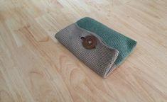 왕단추 클러치백^^ : 네이버 블로그 Lace Bag, Card Case, Wallet, Knitting, Ideas, Blog, Couture, Sacks, Appliques