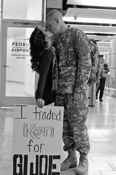 Military relationship.