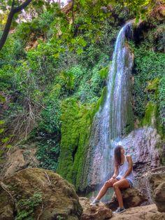 #waterfall #greece #nature #visitgreece