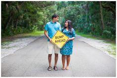 pregnancy announcement st augustine photographer