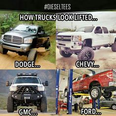Truck Quotes, Truck Memes, Truck Humor, Man Humor, Funny Jokes, Funny Gags, Funny Humour, Funny Texts, Dodge Trucks