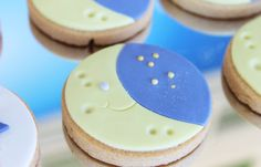 Phases of Moon Cookies